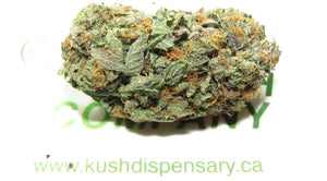 BlackWater Kush Marijuana Flower