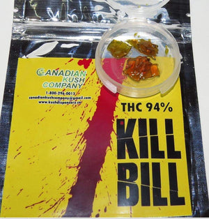 Kill Bill Shatter at The Kush Dispensary