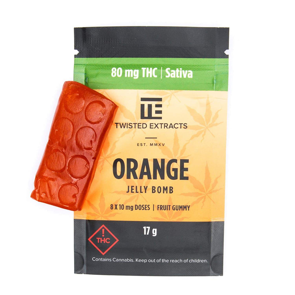 Twisted Extracts Orange
