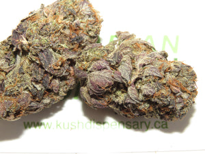Grand Daddy Purple (AAAA) at The Kush Dispensary
