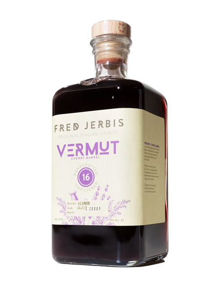 VERMUT16 Cherry Barrel - Shop Fred Jerbis