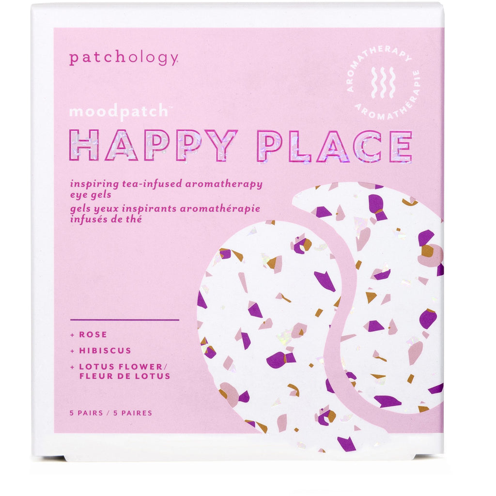 MoodPatch Happy Place Eye Gels: 5 Pack
