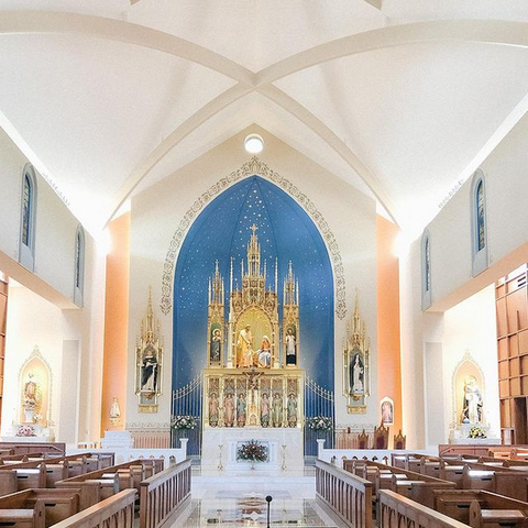 Dominican Sisters of Mary Mother of the Eucharist Chapel