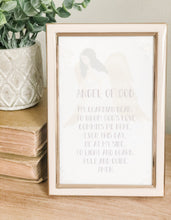 Load image into Gallery viewer, Guardian Angel Prayer - Printable