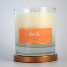 Morning Prayer Candle - Citrus + Morning Dew + Juniper Berry
