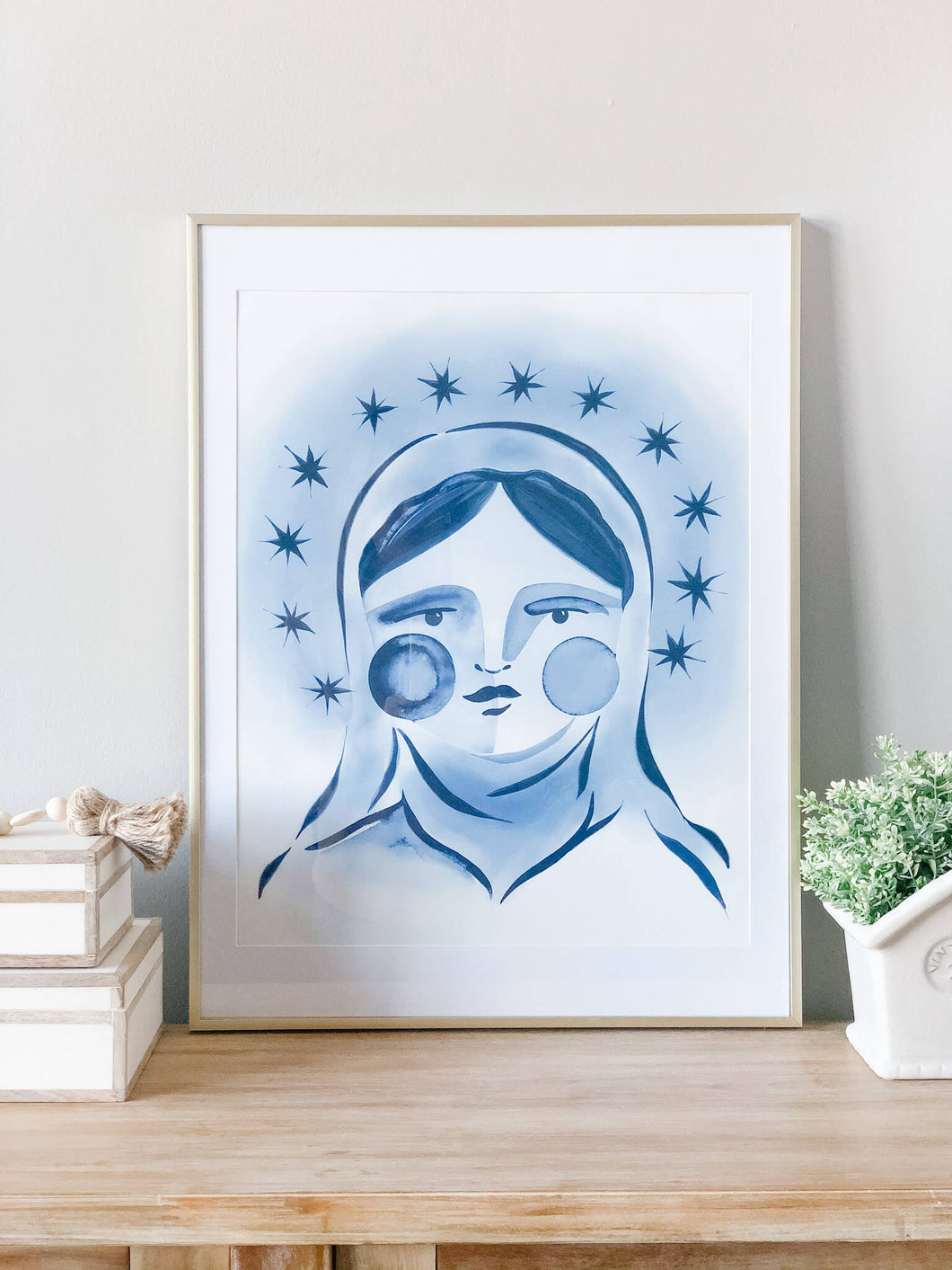 Queen of Heaven - Print