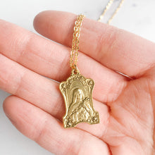 Load image into Gallery viewer, St. Thérèse of Lisieux Necklace