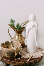Load image into Gallery viewer, St. Thérèse of Lisieux Alabaster Statue