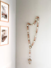 Load image into Gallery viewer, Begin Again Wall Rosary
