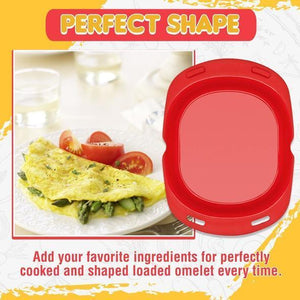 Microwave Silicone Omelette Maker