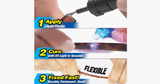 5 Second Super Glue with UV Light Technology