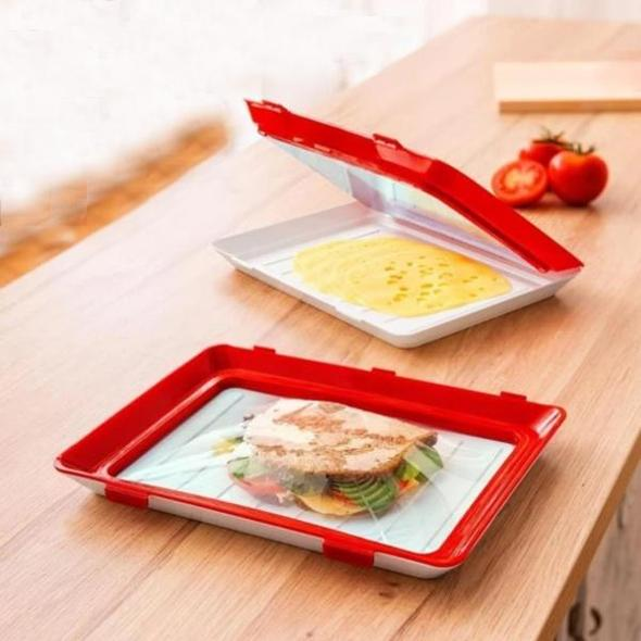 ECO Food Preservation Tray