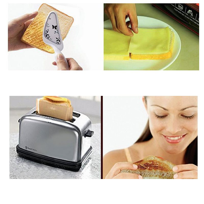 Toaster Bags for Grilled Cheese Sandwiches