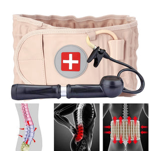 Lumbar Back Pain Relief Belt