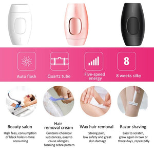 IPL Epilator Laser Hair Removal