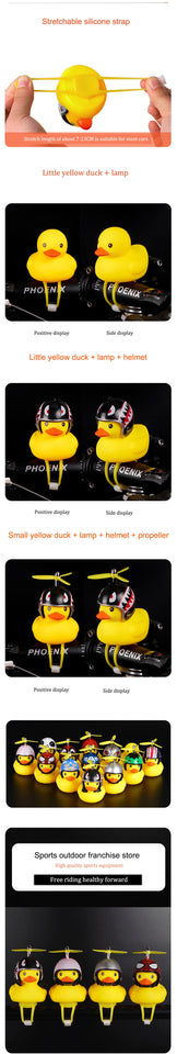 "The ""Ducky"" Light Horn"