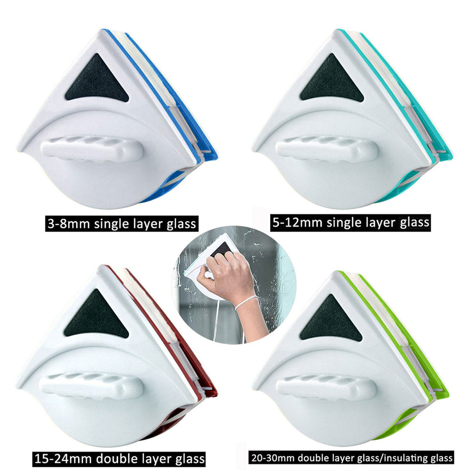 magnetic glass wipe window cleaner glass wipe cleaning hacks window cleaning home cleaning
