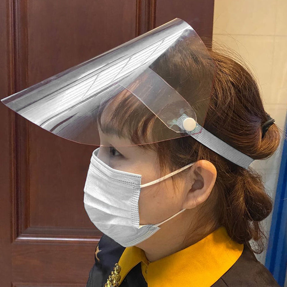 Face Cover Protective Shield