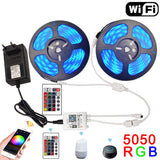 LED Strip Lights with Remote