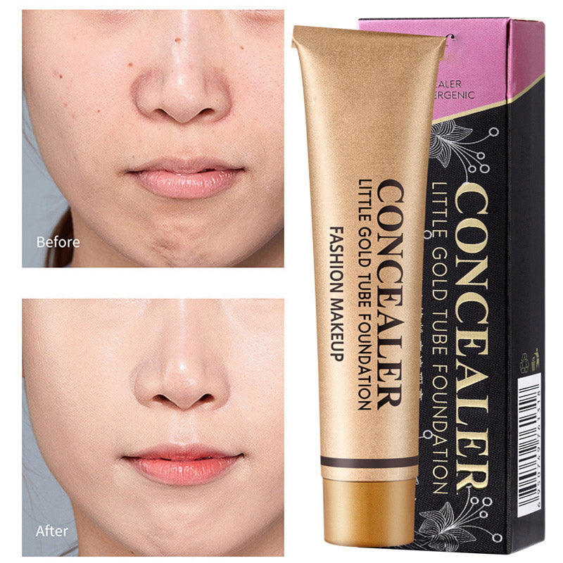 Little Gold Tube Foundation Concealer