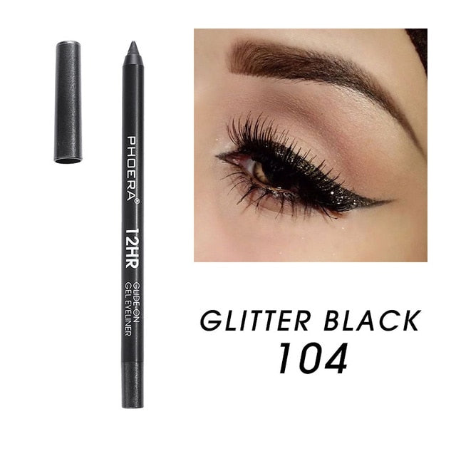 Color Eyeliner Pencil