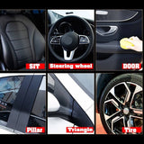 Auto & Leather Renovated Coating Paste Agent