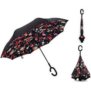 Smart-Brella - The World's First Reversible Umbrella
