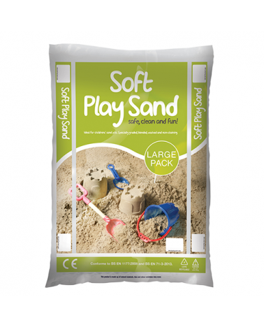 Kid's Play Sand Large bags x 2 bags