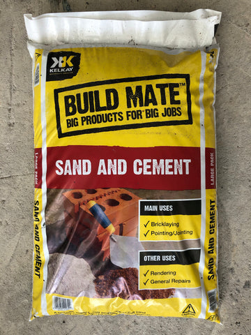Build Mate - Sand and Cement