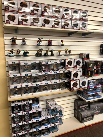 Customer Spotlight: Warp Drive Toys