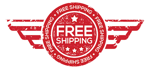 Free Shipping On EVERY U.S. Order!