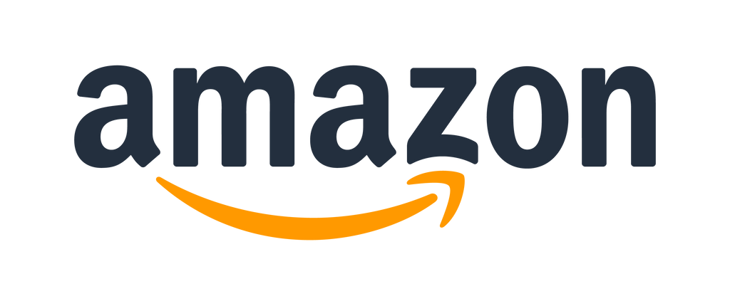An image of the Amazon logo.