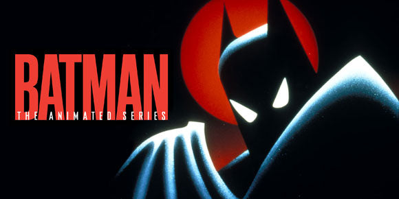 Batman: the Animated Series title card (image via Newsarama)