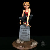 Buffy Summers Maquette