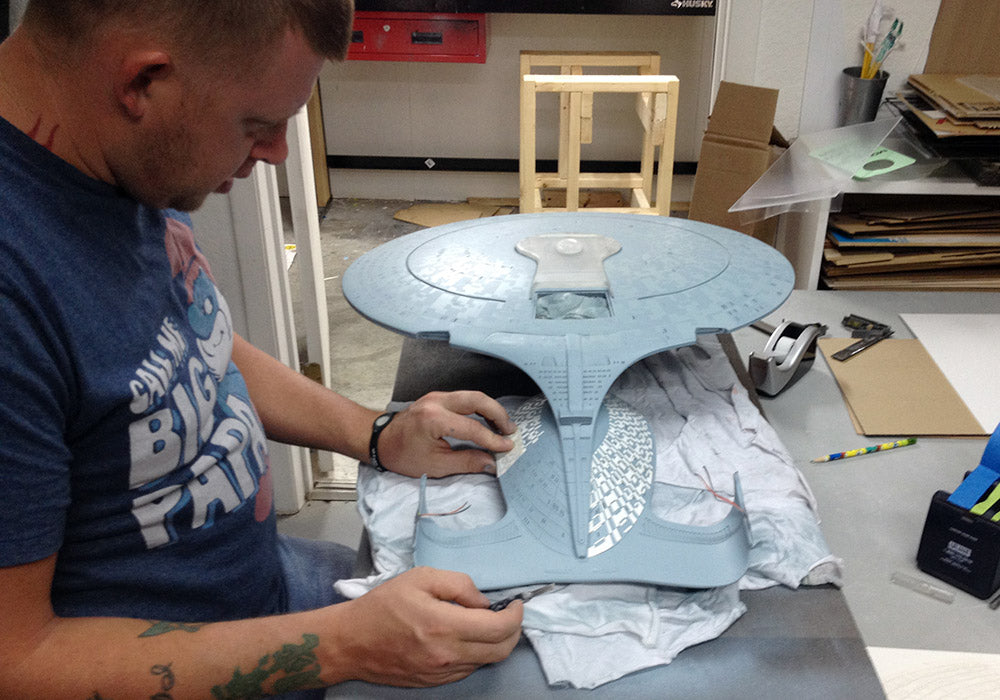 Behind the Scenes: Our Model Shop – Quantum Mechanix