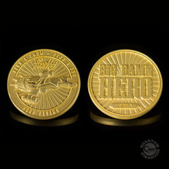 Firefly Online Big Damn Hero Challenge Coin from QMx