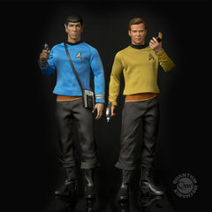 QMx Star Trek: TOS 1:6 Scale Articulated Figures