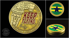 Firefly Challenge Coin — SDCC 2016 Exclusive