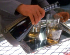 Saurian Brandy in Star Trek: Deep Space Nine