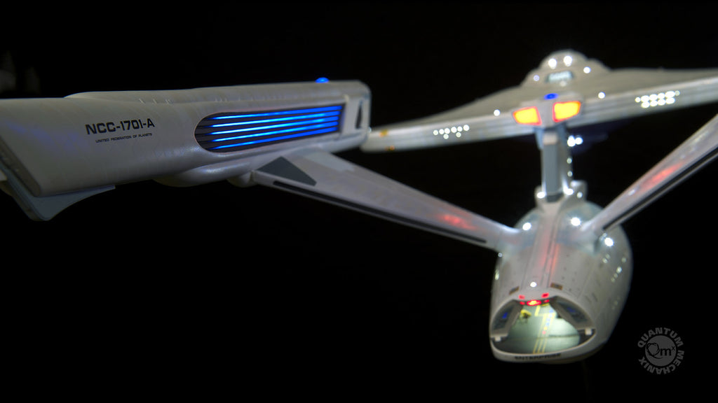 Creating the U.S.S. Enterprise 1701-A Artisan Replica