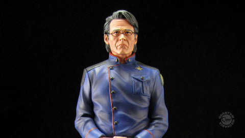 Photo of Admiral Adama Animated Maquette