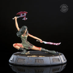 Photo of River Tam - Big Damn Heroes Animated Maquette #1