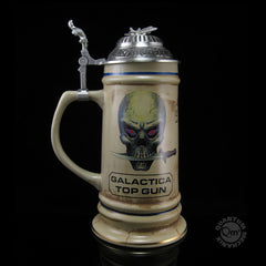 Thumbnail of Battlestar Galactica Top Gun Stein