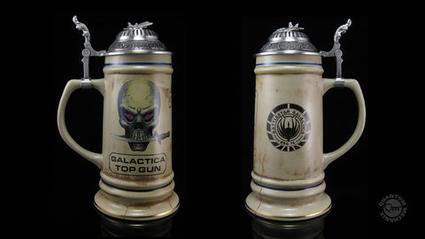 Photo of Battlestar Galactica Top Gun Stein