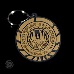 Photo of Battlestar Galactica Phoenix Key Chain
