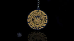 Thumbnail of Battlestar Galactica Phoenix Key Chain