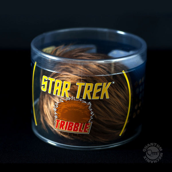 Star Trek Tribble Plush – Brown