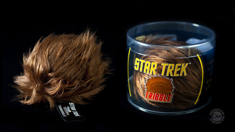 Photo of Star Trek Tribble Plush – Brown