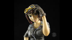 Thumbnail of Claudia - Warehouse 13 Animated Maquette #1