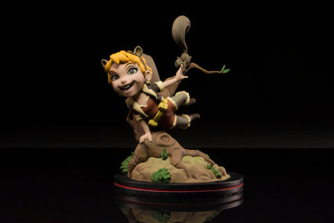 Photo of Squirrel Girl Q-Fig Diorama